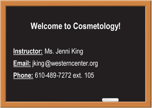 Cosmetology Welcome