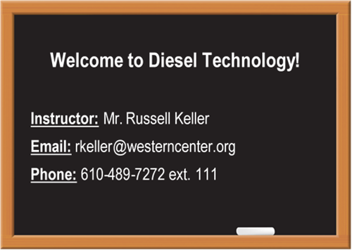 Diesel Technology Welcome