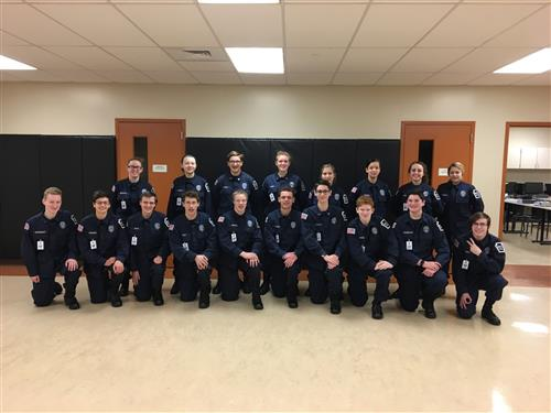 Protective Services Class 2017-18